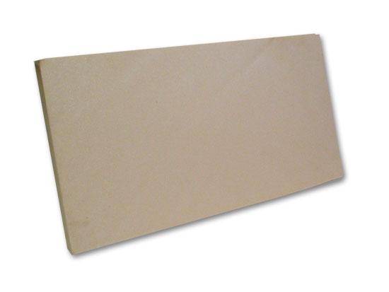 Placa de poliuretano