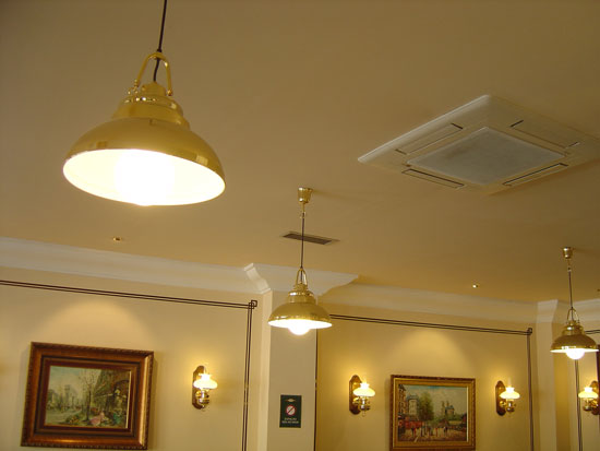 Venta e instalaci n de falsos techos y techos desmontables for Empresas instaladoras de pladur en valencia