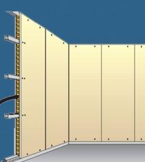 El pladur como aislante t rmico de paredes - Como hacer una pared de pladur ...