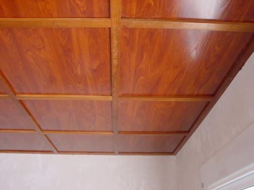 Como instalar un techo desmontable for Como encielar un techo